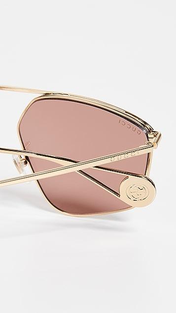 Gucci Evolution 太阳镜