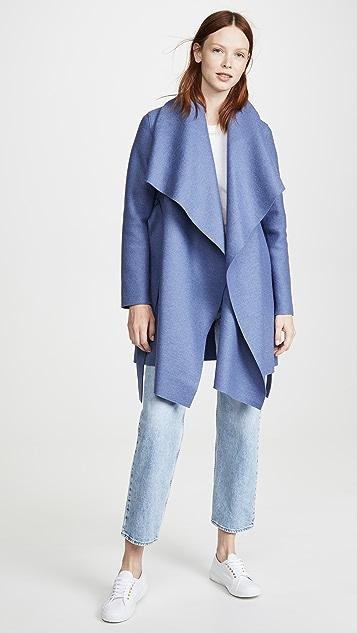 Harris Wharf London 披肩式外套