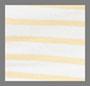 黄色象牙白条纹