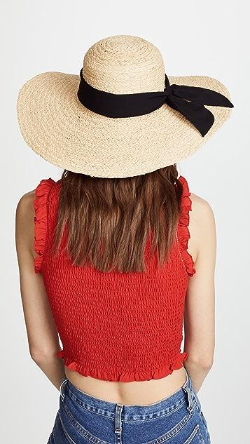 Hat Attack 穗带遮阳帽