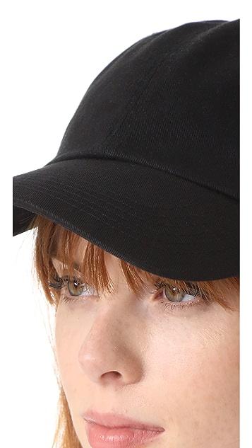 Hat Attack Dad 帆布棒球帽