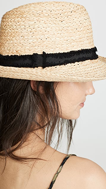 Hat Attack Everywhere 费朵拉帽