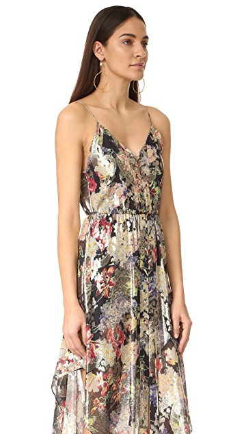 Haute Hippie 系带正面连衣裙