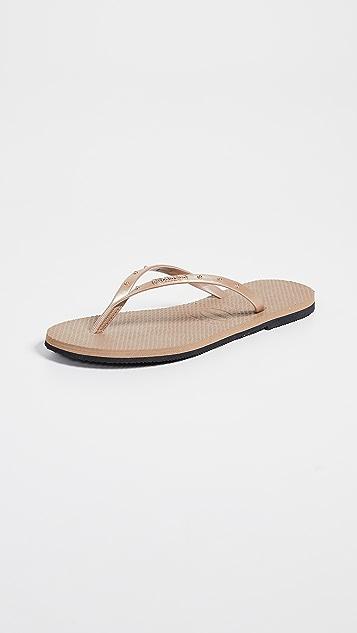 Havaianas You Maxi 夹趾凉鞋