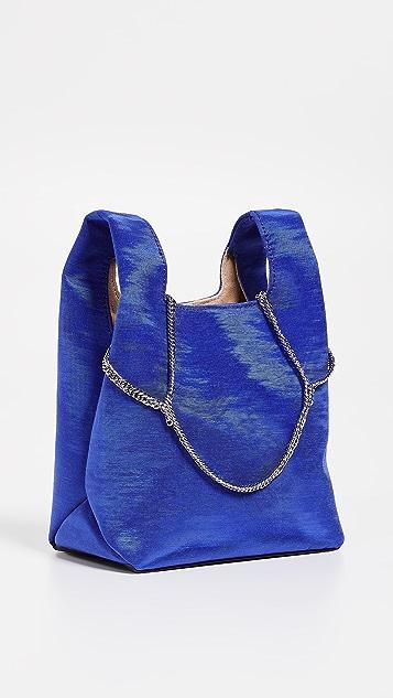 Hayward 链条迷你购物手提袋