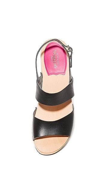 Swedish Hasbeens Helena 凉鞋