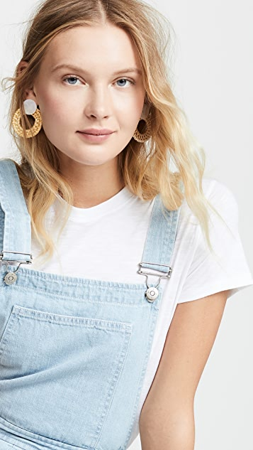 M.i.h Jeans Paradise Dungaree 连体裤