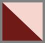 砖红色/桃红色