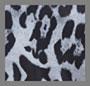 雪白豹纹黑色