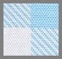 阿拉斯加格子蓝