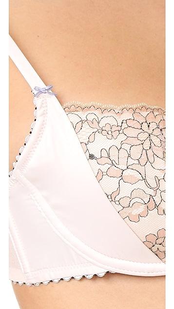 Heidi Klum Venetian Embrace 有型半罩杯文胸