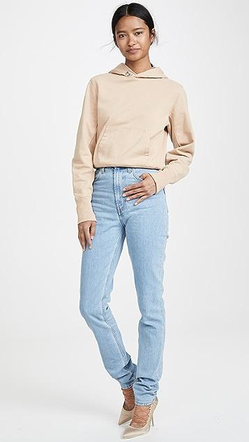Helmut Lang Femme High Spikes 牛仔裤