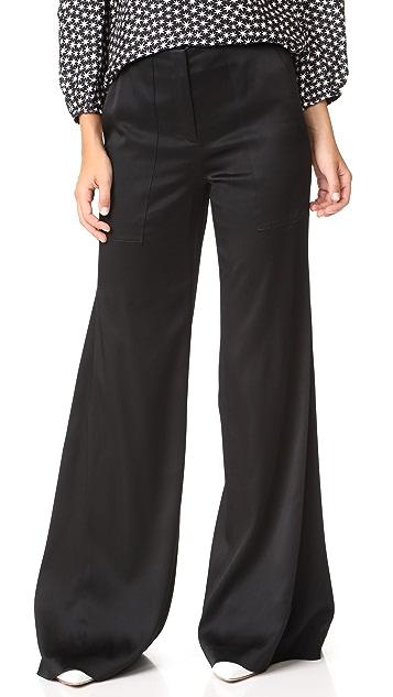 Hellessy Patton 喇叭裤