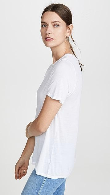 MONROW 超大圆领 T 恤