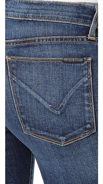Hudson 及膝短裤