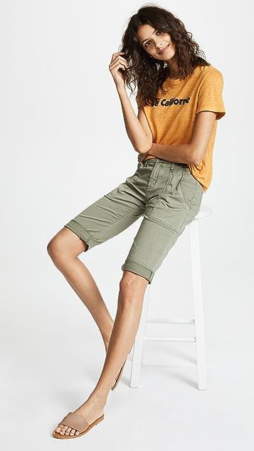 Hudson The Leverage 工装短裤