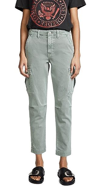 Hudson Jane 工装裤