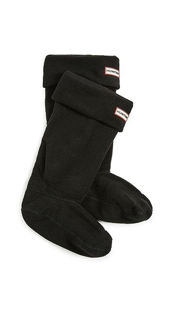 Hunter 靴子 靴式袜
