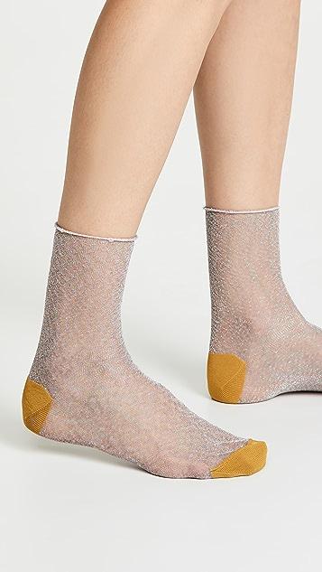 Hysteria Emma 及踝袜
