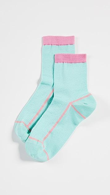 Hysteria Lily 短袜