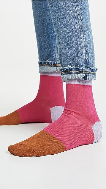 Hysteria Liza 及踝袜子