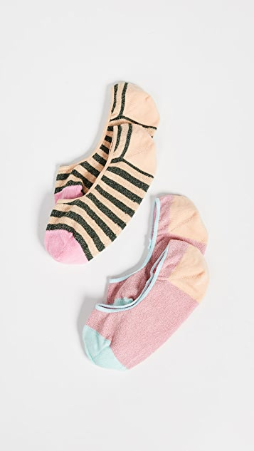 Hysteria 2 双装 Claudia 船袜