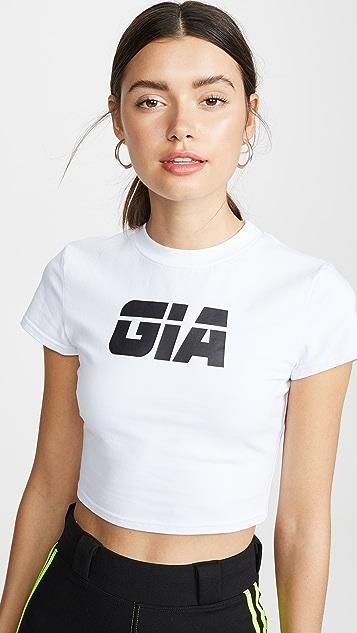 I.AM.GIA Ida Shrunken T 恤