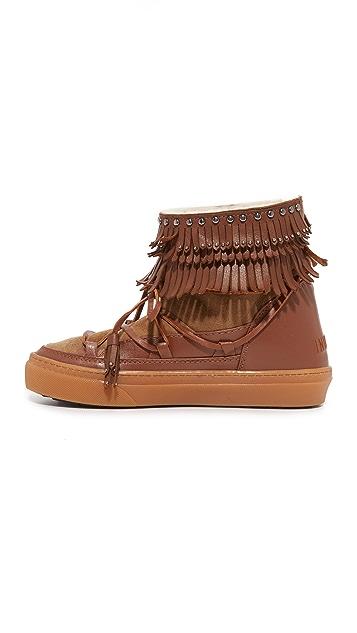INUIKII 磨边运动短靴