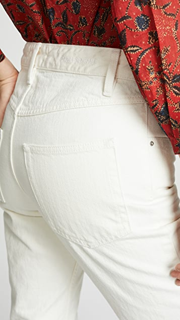 Isabel Marant Etoile Fliff 牛仔裤