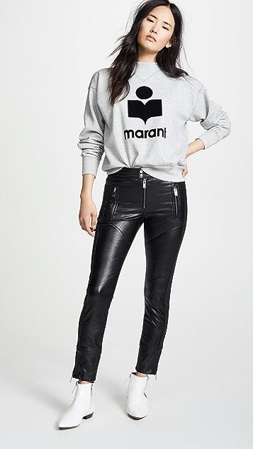 Isabel Marant Etoile Zaperry 长裤