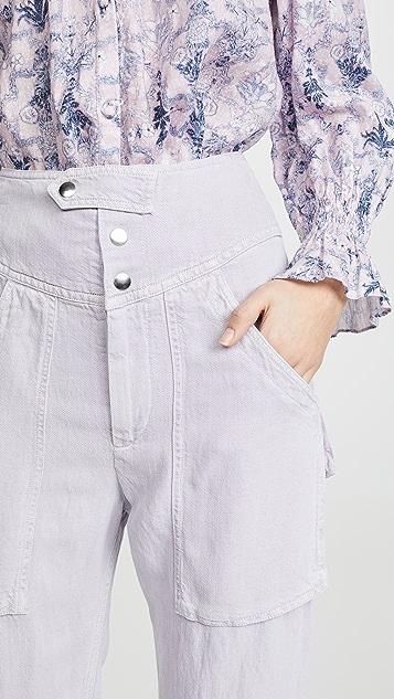 Isabel Marant Etoile Lago 裤子