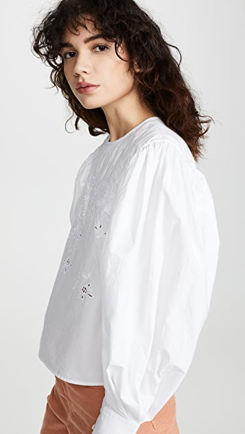 Isabel Marant Etoile Wona 女式衬衫