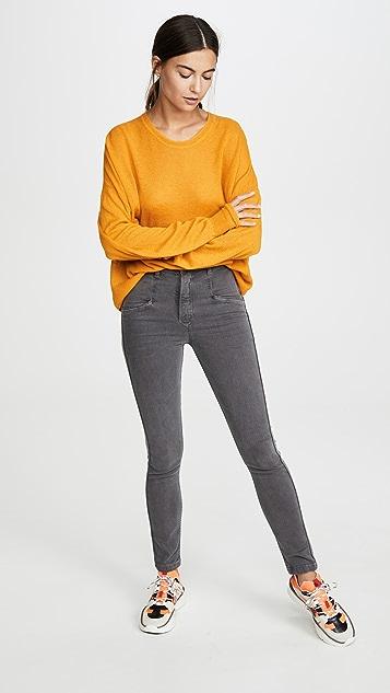 Isabel Marant Etoile Jamie 牛仔裤