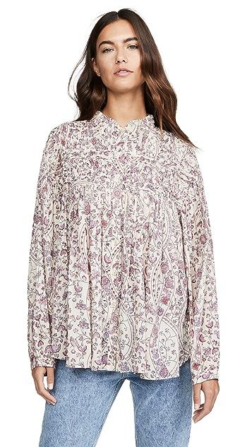 Isabel Marant Etoile Lalia 女式衬衫