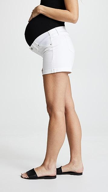 Ingrid & Isabel Mia 男孩风孕妇短裤