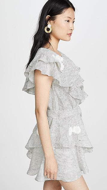 Innika Choo Furlanche 连衣裙