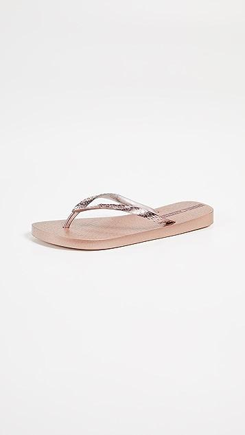 Ipanema Glam 夹趾凉鞋