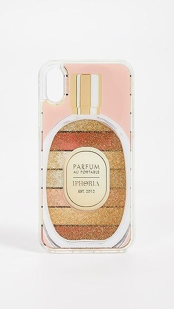 Iphoria Round Perfume iPhone X 手机壳