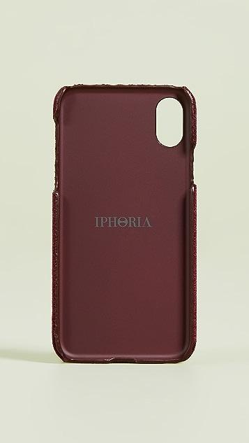 Iphoria 天鹅绒 iPhone X 手机壳
