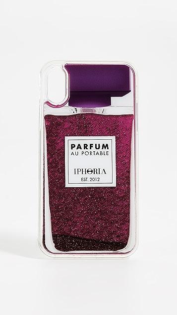 Iphoria 香水紫色 iPhone XS / X 手机壳