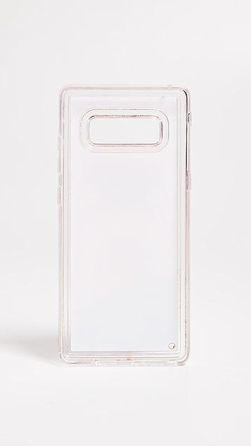 Iphoria 香水圆形 Samsung Galaxy Note 8 Phone 手机壳