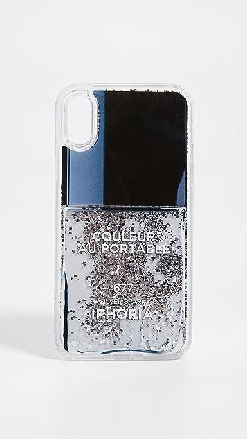 Iphoria 指甲油 iPhone X 手机壳