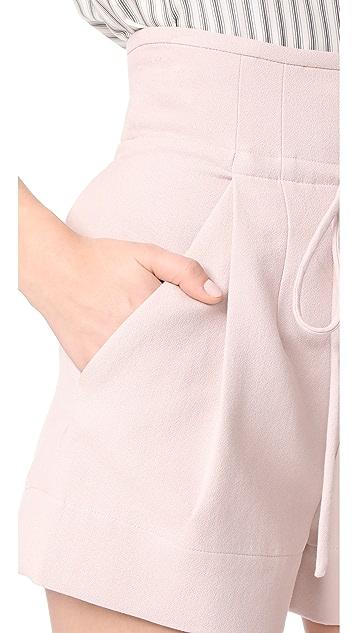 IRO Garlone 短裤