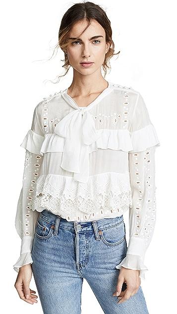IRO Hazard 女式衬衫