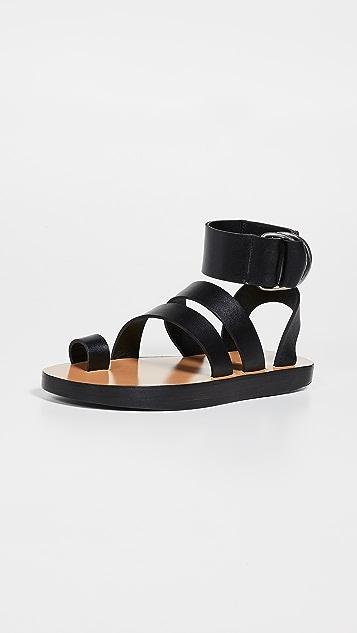 IRO Baby 趾环凉鞋