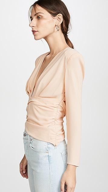 IRO Madera 女式衬衫