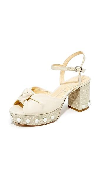 Isa Tapia Marabella 厚底凉鞋