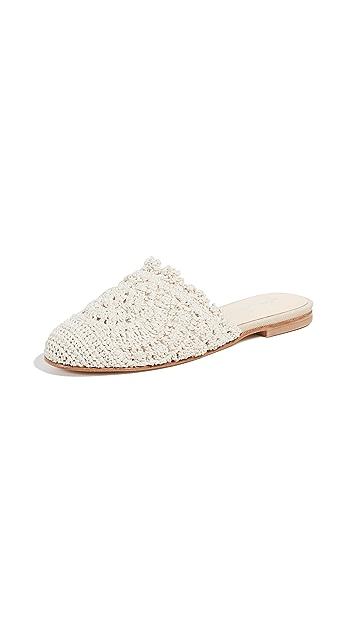 Isa Tapia Isla 穆勒鞋