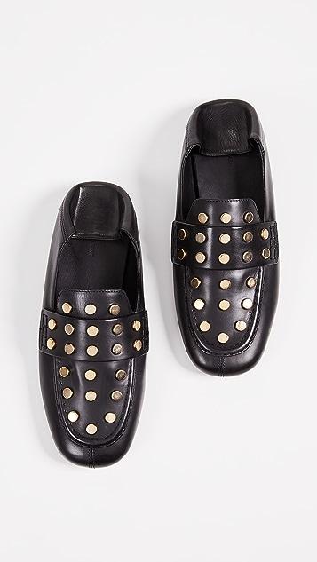 Isabel Marant Feenie 多种穿法浅口船鞋