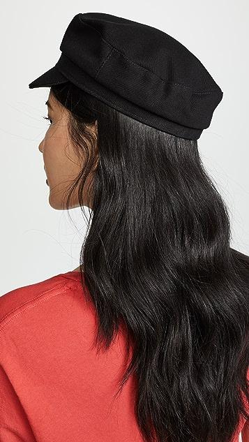 Isabel Marant Evie 棉质帽子